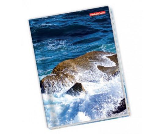 Caderno Brochurão Capa Flexível 60fls Panamericana