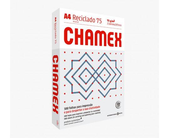 PAPEL CHAMEX A4 210X297 RECICLADO