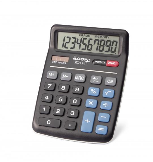 Calculadora de Mesa MX-C101 Maxprint