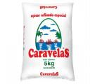 Açúcar Refinado 5kg Caravelas