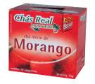 Chá Real Multiervas Misto Morango c/10