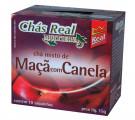 Chá Real Multiervas Misto Maça Com Canela c/10