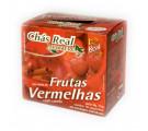 Chá Real Multiervas Frutas Vermelhas c/10